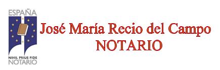 Notaría Recio Madrid